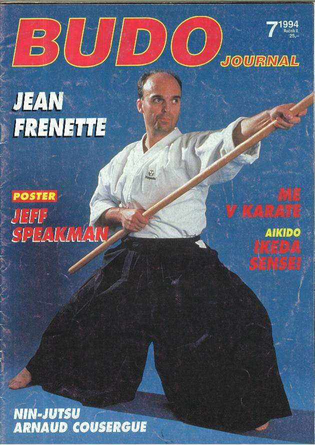 07/94 Budo Journal